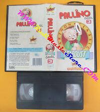 VHS film PALLINO COLLECTION 3 animazione1991 STARDUST D 20053 (F42) no dvd *