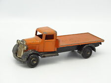 Dinky Toys GB SB 1/43 - Flat Truck 25C Marron