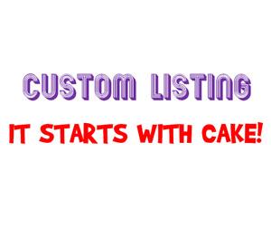 Custom listing for ** alicstrawha_0 **