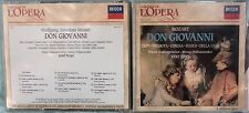 I GRANDI DE L'OPERA - MOZART DON GIOVANNI VOL.1 N.10 - 1 CD n.5288