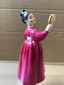 A Royal Doulton figure, Vanity, HN 2475