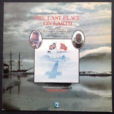 La dernière place sur la terre TV MINI-SERIES SOUNDTRACK OST LP TREVOR JONES Amundsen