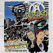 Music From Another Dimension! de Aerosmith (2012), nouveau neuf dans sa boîte, CD