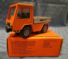 NZG Model #300, KRAMER 601 Tremo, 1987, 1/35 scale, Diecast, W. Germany