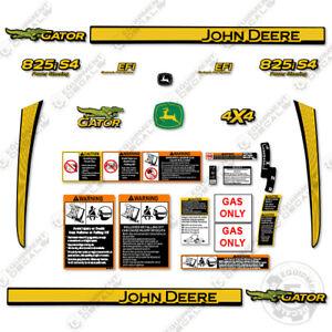 John Deere 825i S4 Decal Kit Utility Vehicle Gator Decals