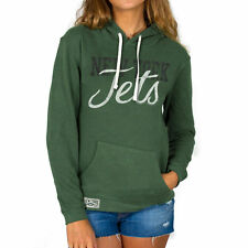JUNK FOOD NEW YORK JETS PULLOVER HOODIE SWEATSHIRT GREEN M NEW NFL COLLECTION
