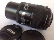 Completamente revisionata Nikon AF 35-105mm F3.5-4.5 Zoom Lens macro full frame/DX formato