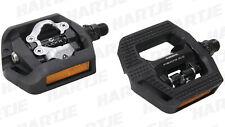0.736.045/6 Shimano MTB Trekking Clic ` R Pedal PD-T421 para Bicicleta 1 Par