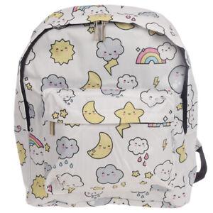 Personalised Mi Kawaii Weather Backpack for children, School Bag, Nursery, Kids