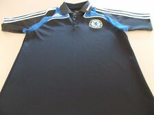 CHELSEA - OFFICIAL ADIDAS POLO SHIRT - MEDIUM  -SEE DESC FOR SIZING