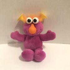 Vintage 1996 Tyco Sesame Street Honker Plush Horn Nose Stuffed Animal Muppet