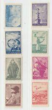 TURKEY 1950  ISSUE FULL SET  UNUSED ISFILA T.31/38
