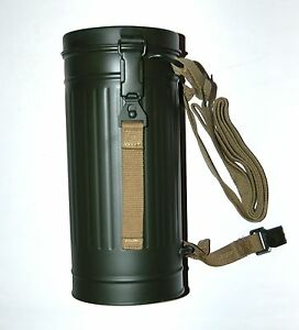 ww2 German Gas Mask Canister repo