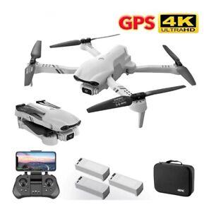 New Professional F10 Drones GPS 5G WiFi FPV 4K-1B HD Wide Angle Camera Foldable