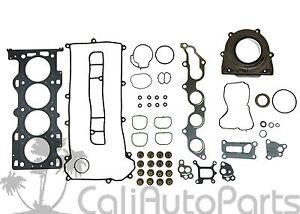 01-03 MAZDA B2300 2.3L DURATEC 16V DOHC ENGINE FULL METAL GASKET SET