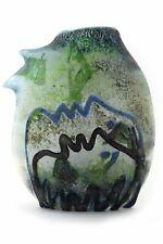 "Ermanno Nason - Vase ""Trim ""Vintage Years '60 IN Murano Glass"