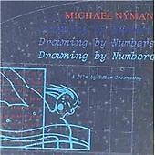 THE MICHAEL NYMAN BAND - Drowning by Numbers (CD 1988)