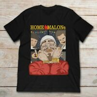 Home Malone Post Malone Christmas Classic Black T Shirt. Best Christmas Gift