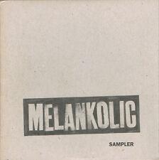 Compilation CD Melankolic Sampler - Promo (M/M)