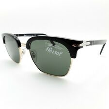 Persol 3199 S 95/31 Black Gold 53mm New Authentic Sunglasses