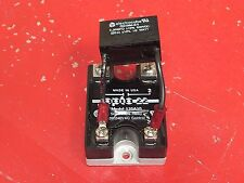 OPTO 22 SOLID STATE RELAY 120A10 120/240VAC W/ ELECTROCUBE CAPACITOR RG1986-8-4