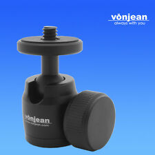vonjean VD-131G mini ballhead for camera iphone tablet canon nikon hot shoe
