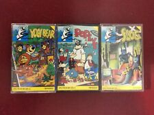 Yogi Bear & Popeye & Slug by Alternative - ZX Spectrum cassette