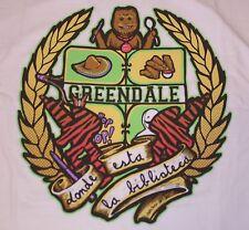 """Donde Esta La Biblioteca"" Community Greendale Annie's Large Shirt Teefury"