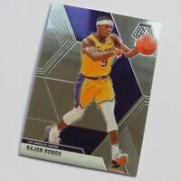 Rajon Rondo Panini Mosaic 2019-2020 #196 LA Lakers NBA Basketball Card