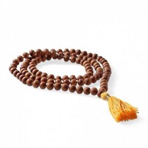 Mala-Sandelholz Meditation Mantra-Rezitation Spiritualität UVP: 49,-€