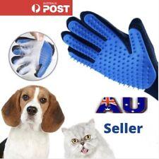 Pet Grooming Gloves Dog Fur Cat Hair Cleaner Remover Deshedding Shedding Massage