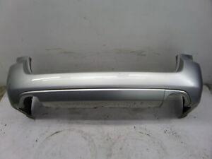 Subaru Legacy JDM RHD Rear Wagon Bumper Cover Silver BP BL 05-09 OEM