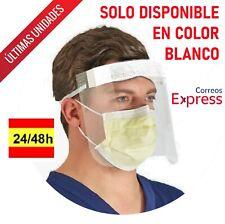 Pantalla protectora para cara, pantalla facial, visera protectora transparente