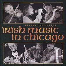 Hidden Treasures: Irish Music in Chicago by Various Artists (CD, Big Chicago)