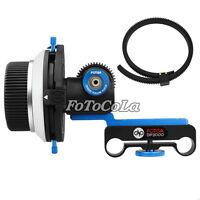 Fotga DP3000 follow focus A/B hard stop for DSLR 5D II III 7D 600D gear optional