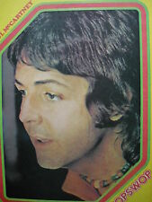 PAUL MCCARTNEY - 1970'S MAGAZINE CUTTING (FULL PAGE PHOTO) (REF B7)