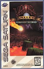 Valora Valley Golf Sega Saturn, (Sega Other)