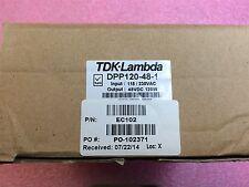 DPP120-48-1 TDK-Lambda AC/DC CONVERTER 48V 120W 1 PIECE