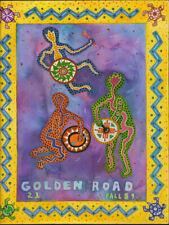 Golden Road #21 VTG Grateful Dead Fanzine/Magazine Jerry Garcia/Bill Kreutzmann