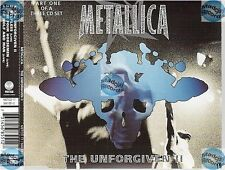 METALLICA THE UNFORGIVEN II uk MAXI CD PART 1 OF 3