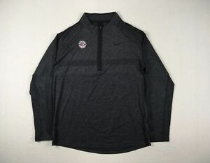 Los Angeles Clippers Nike Pullover Men's Gray Dri-Fit NEW Multiple Sizes