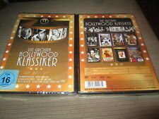DVD - Die grossen Hollywood-Klassiker - 8 Filme - 11 Stunden - NEU