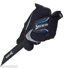 A PAIR OF SRIXON MENS RAIN GOLF GLOVES. SIZE MEDIUM.