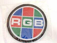RGB Spectrum Audio Visual Company Drink Coaster NEW Military