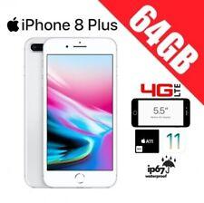 APPLE IPHONE ORIGINAL LIBRE 8+ Plus 64GB  -GARANTIA 1 AÑO CAJA+ACCESSORIOS