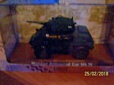 ATLAS EDITIONS 1/43 SCALE WW2 BRITISH HUMBER ARMOURED CAR Mk IV