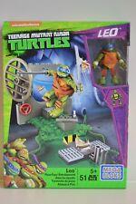 Mega Bloks  Teenage Mutant Ninja Turtles   LEO   Pizza Fury   DMX34