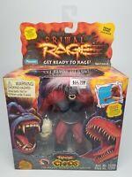 Primal Rage CHAOS Yeti Atari Games Action Figure 1996 Playmates Toys Ape Vintage