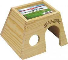 Kaytee Woodland Medium Hamster animal Pet mice gerbil Nesting play House