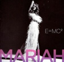 Mariah Carey : E=mc2 CD (2008) DISC ONLY #50B